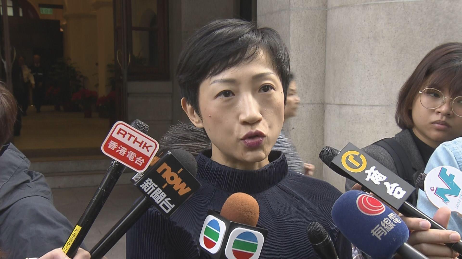 陳淑莊宣布因個人理由不續任議員 退出公民黨及政壇