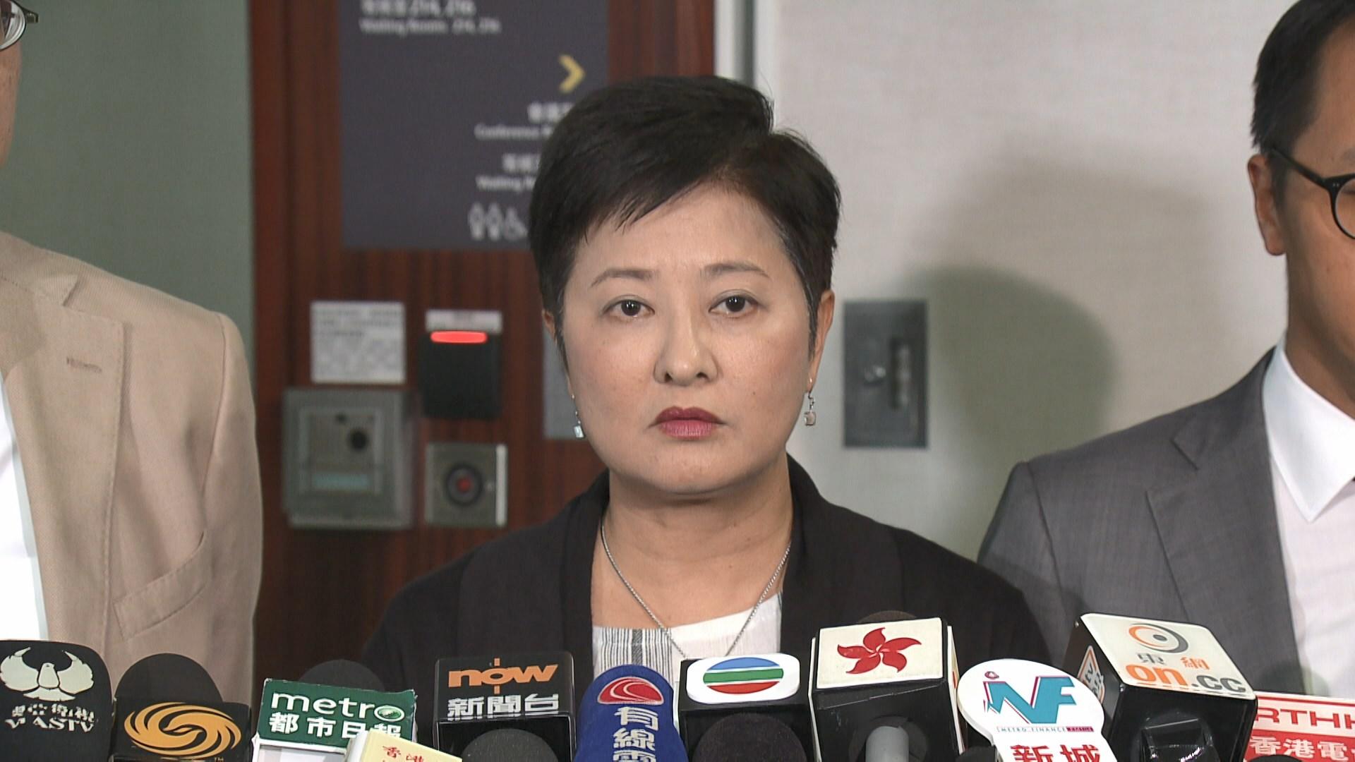 七名泛民議員退出立法會長三角考察團