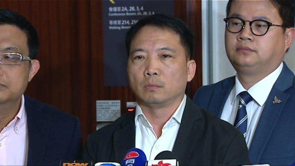 胡志偉收回「特赦論」並致歉