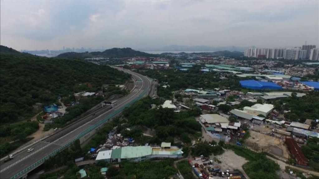 洪水橋發展區容許有條件原址換地