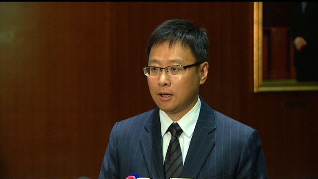 陳家洛:冀流會爭取時間讓公眾了解草案