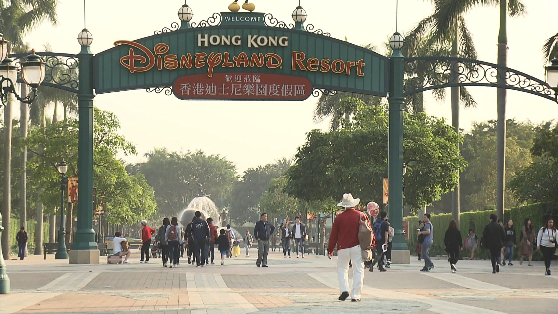 香港迪士尼樂園取消大除夕晚倒數派對