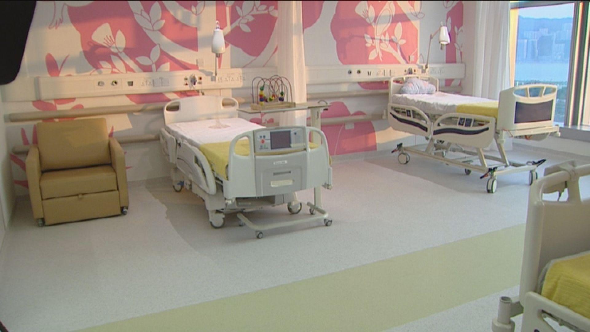 啟德兒童醫院硬件準備進度落後