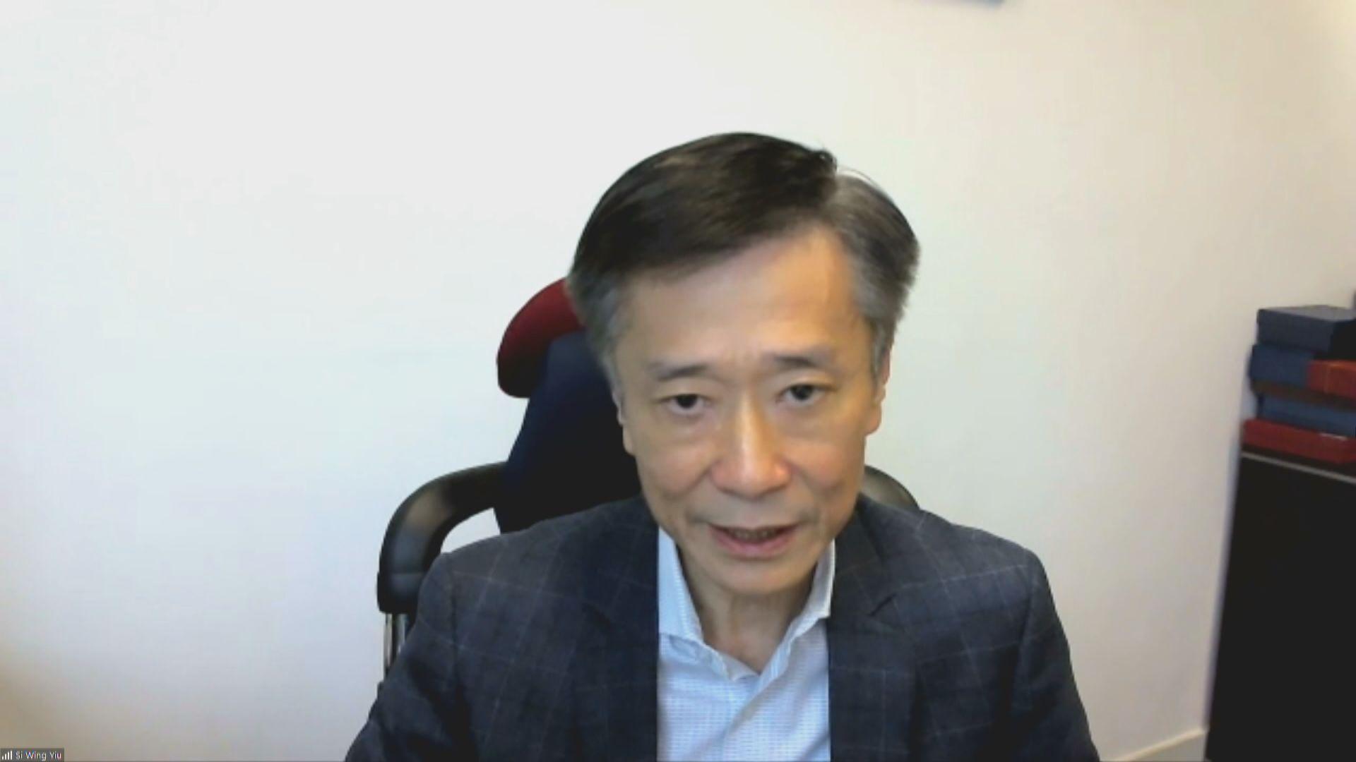 姚思榮:政府長遠應檢討主題樂園經營模式