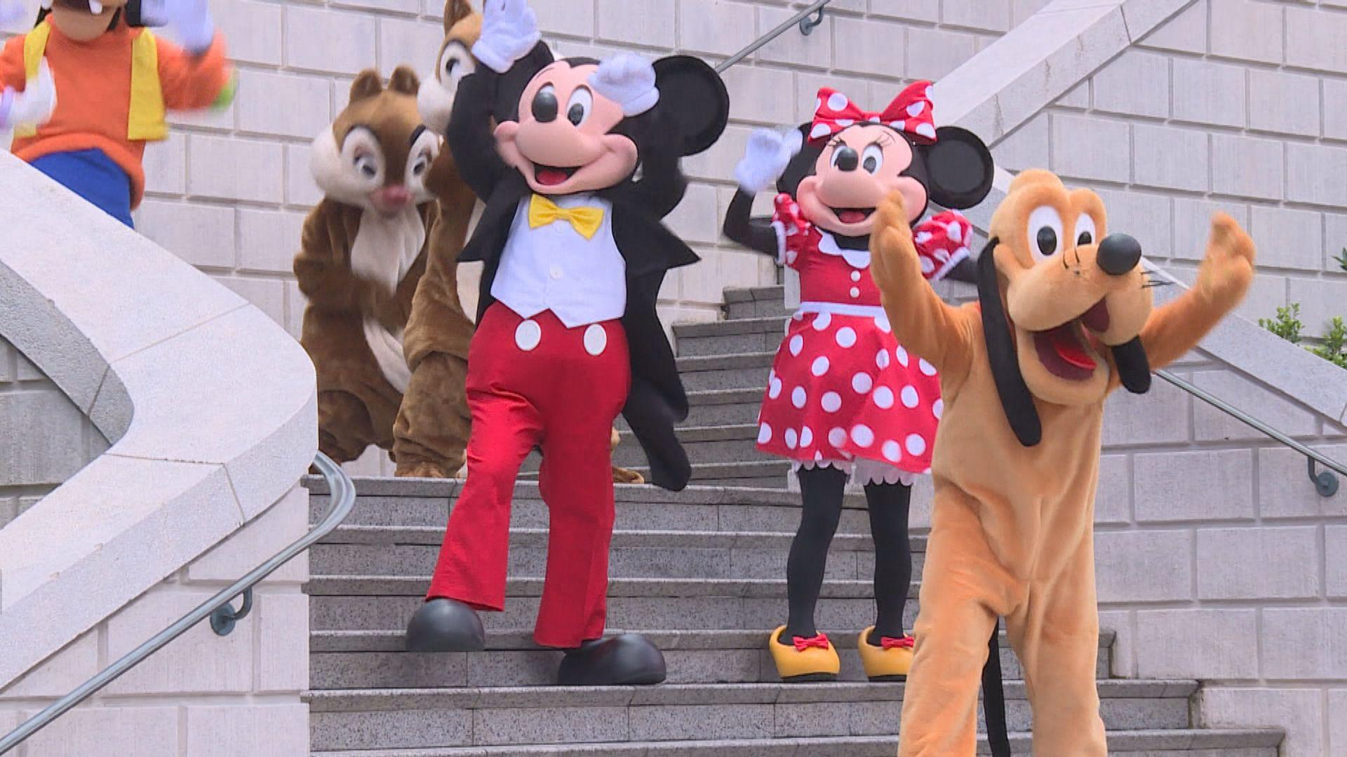 香港迪士尼樂園周五重開 到訪需預約