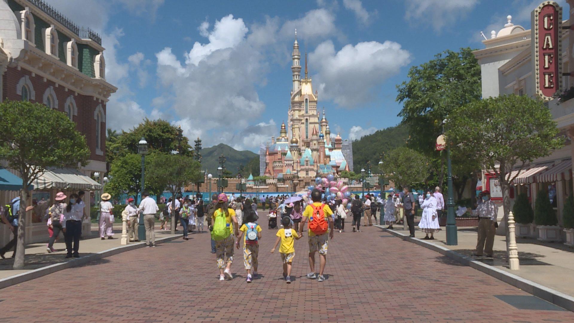 香港迪士尼票價將用分級制 「特定日子」門票貴近一成