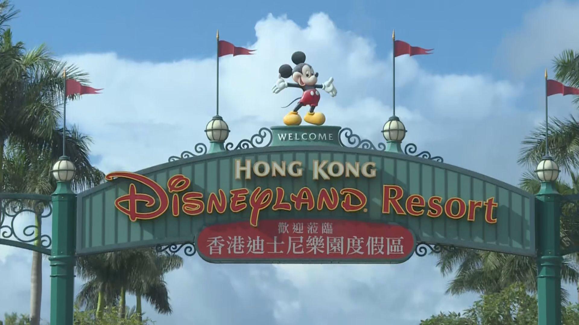 迪士尼樂園今日重開 遊客須事前網上預約