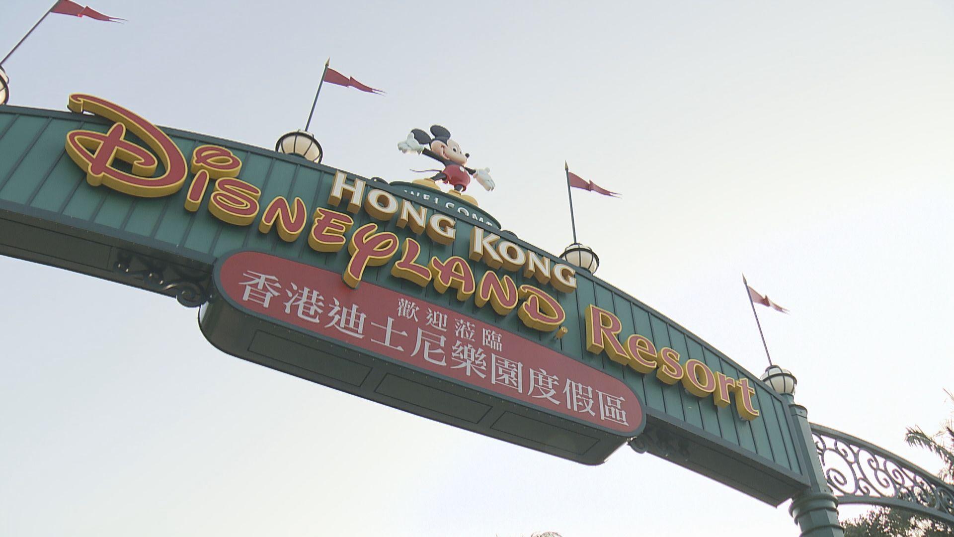 香港迪士尼去年淨虧損一億元 未有預測何時重開
