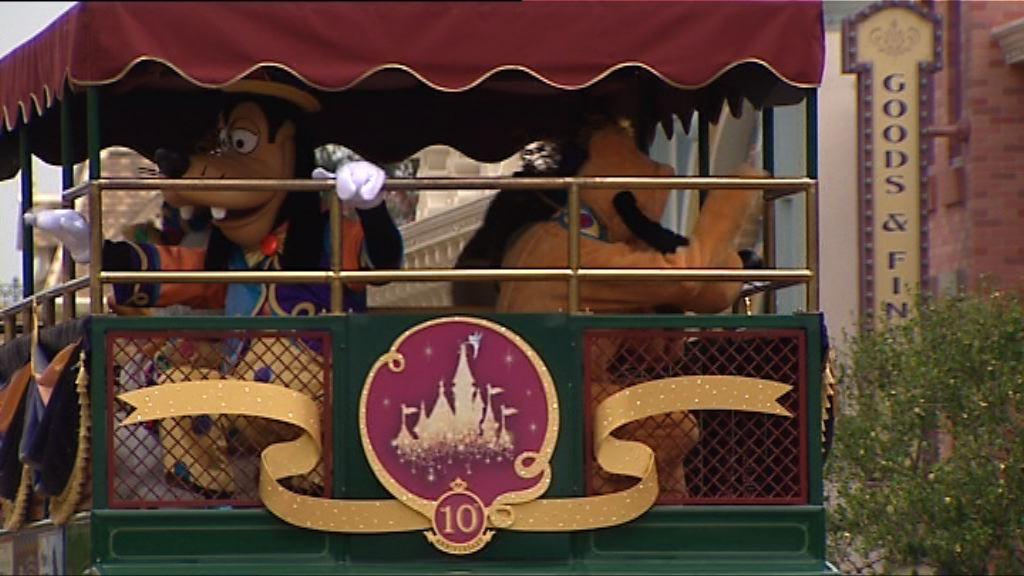 香港迪士尼裁員數十人包括管理層