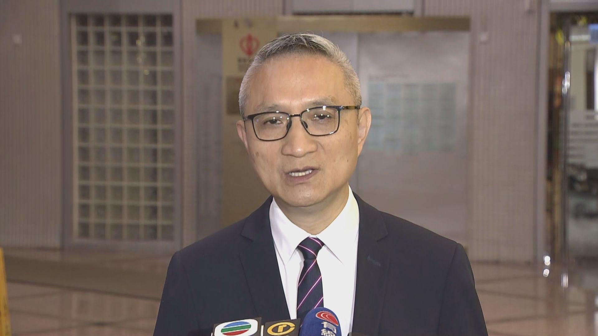 徐德義:應集中處理如何吸引更多海外醫生來港工作