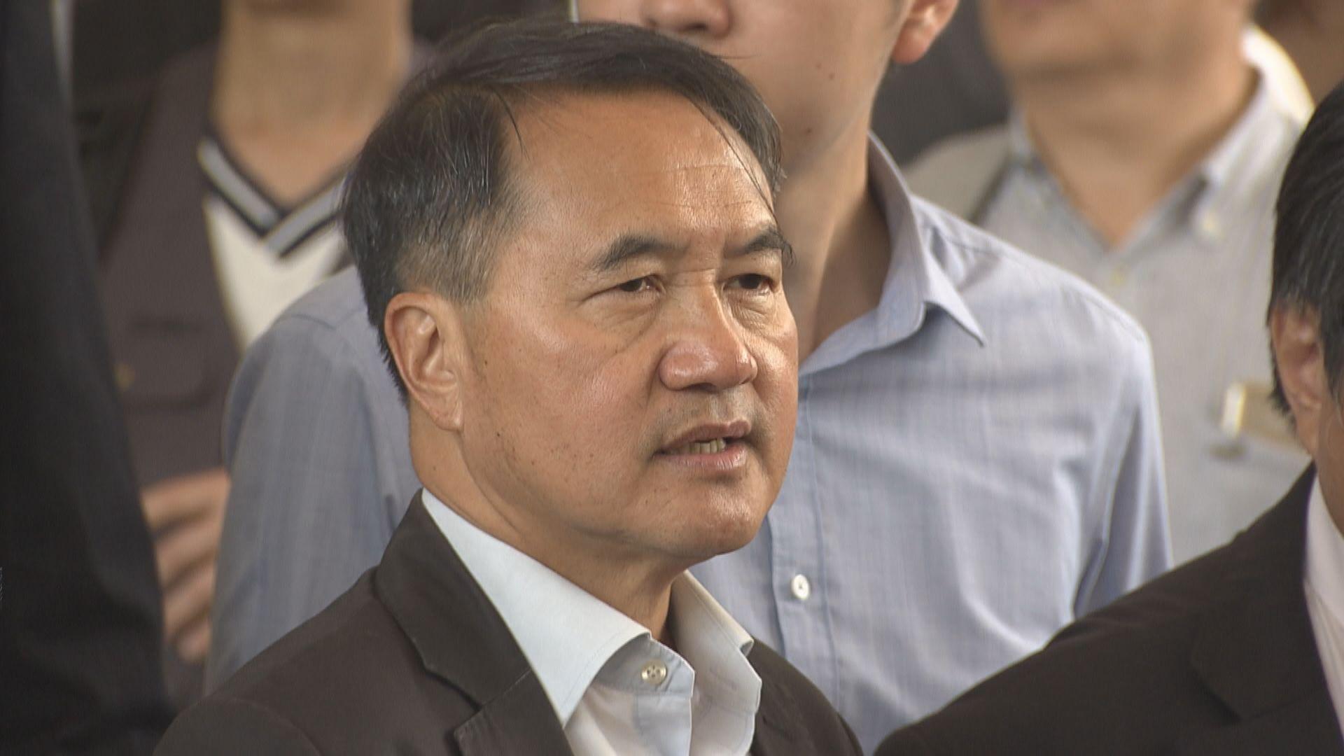 李永達當選民主黨副主席 冀穩定軍心