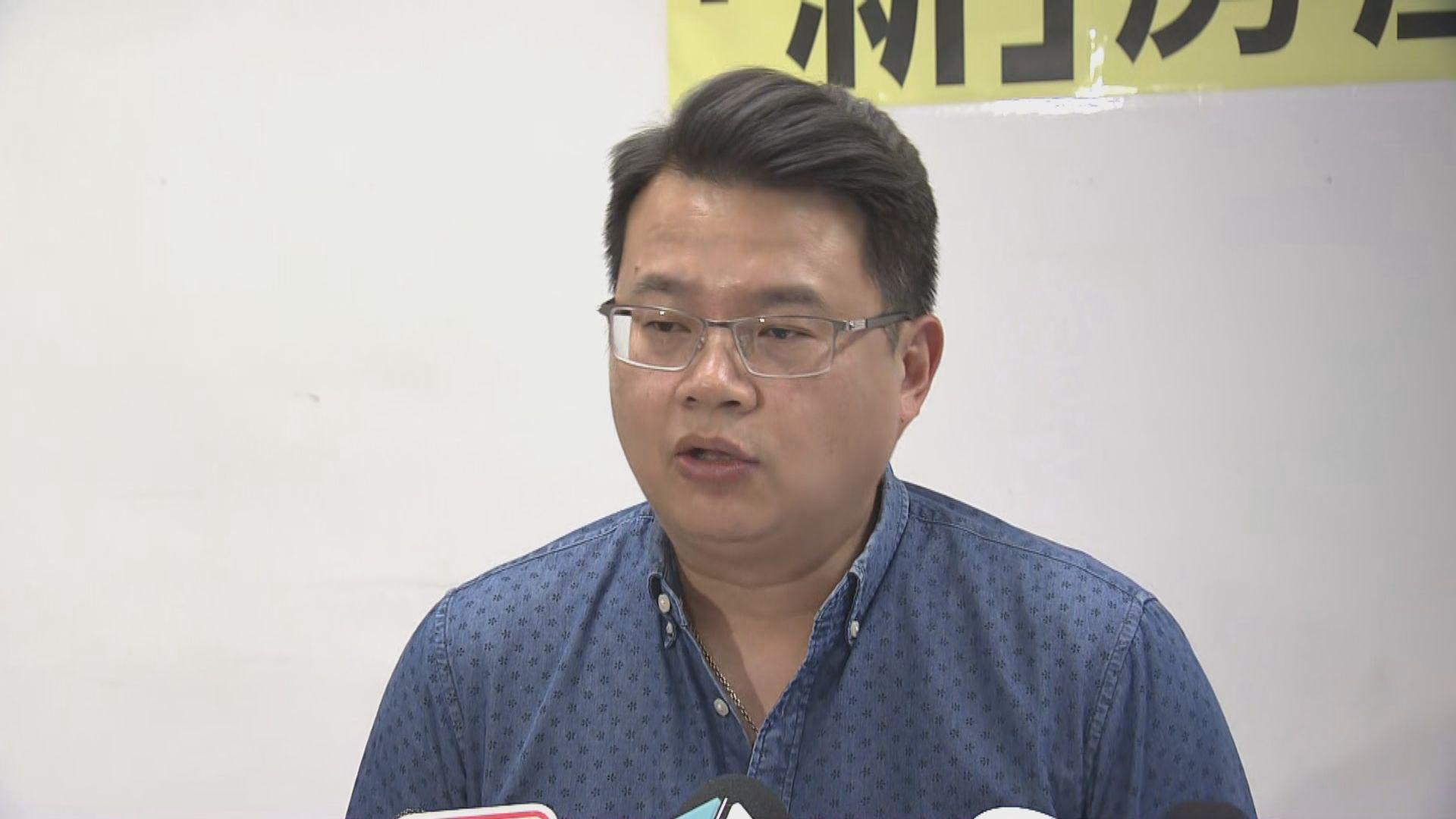 尹兆堅:政府擬動用收回土地條例為平息風波