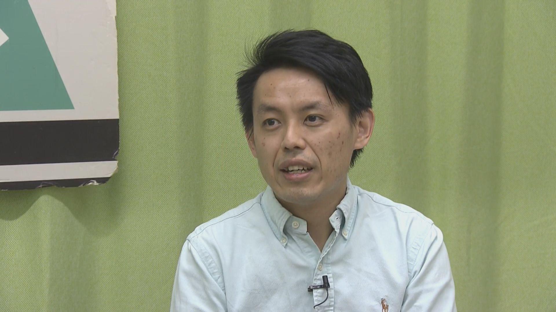 羅健熙:民主黨未來會調整工作方針 不會解散