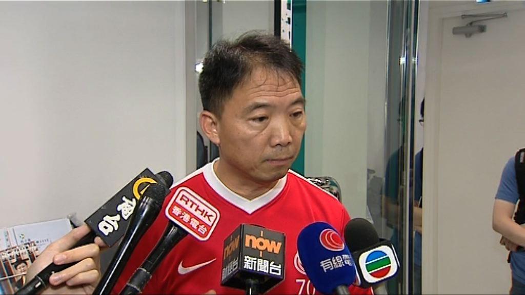 胡志偉:搶手機事件不足以令許智峯失議席