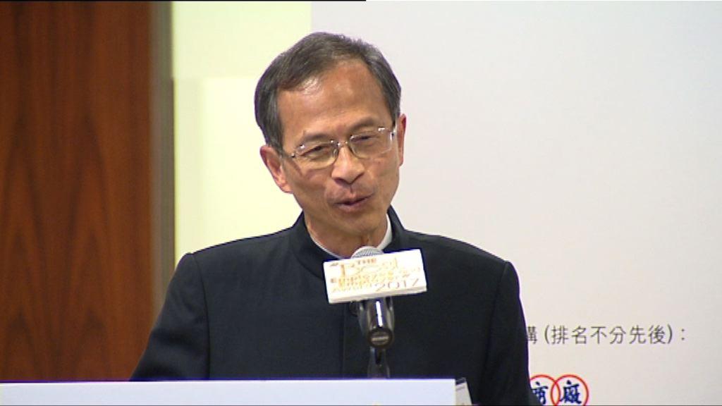 曾鈺成:若林子健事件因簽名照而起會感詫異