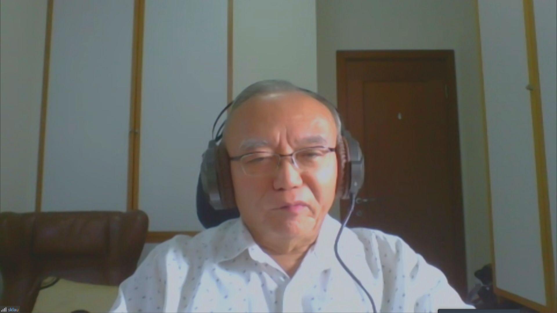 劉兆佳料特區政府不會常引用權力