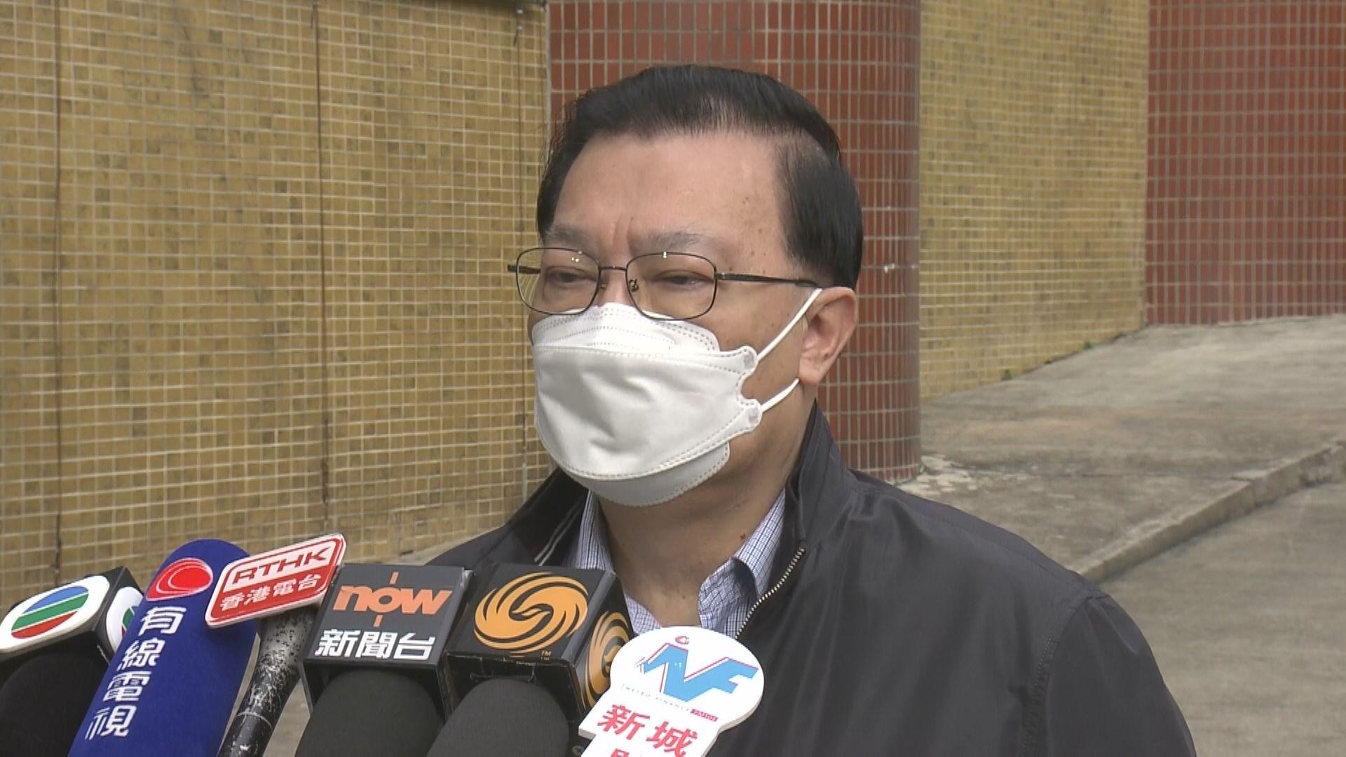 譚耀宗質疑民主派議員反對政府議案對社會是否有利