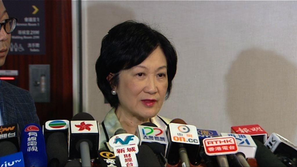 葉劉:已提交譴責許智峯議案