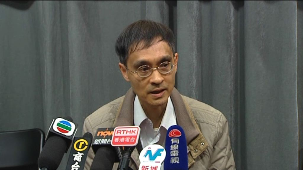 陳弘毅:選舉主任裁定參選資格的權力未釐清