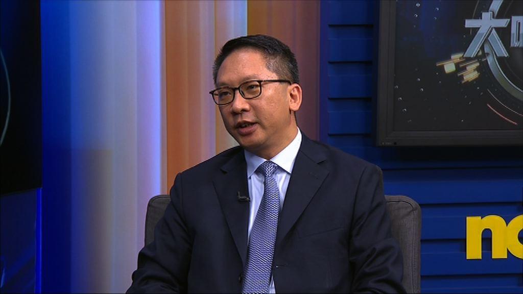 袁國強:無計劃再入稟覆核議員資格