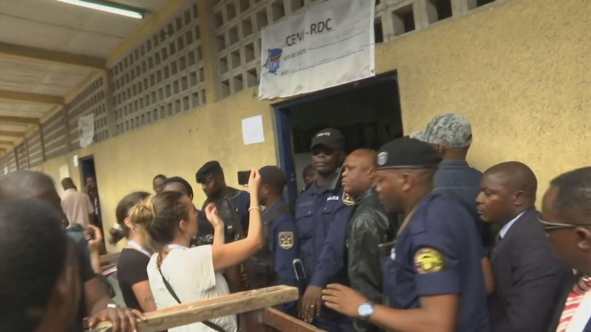 剛果民主共和國大選混亂釀兩死