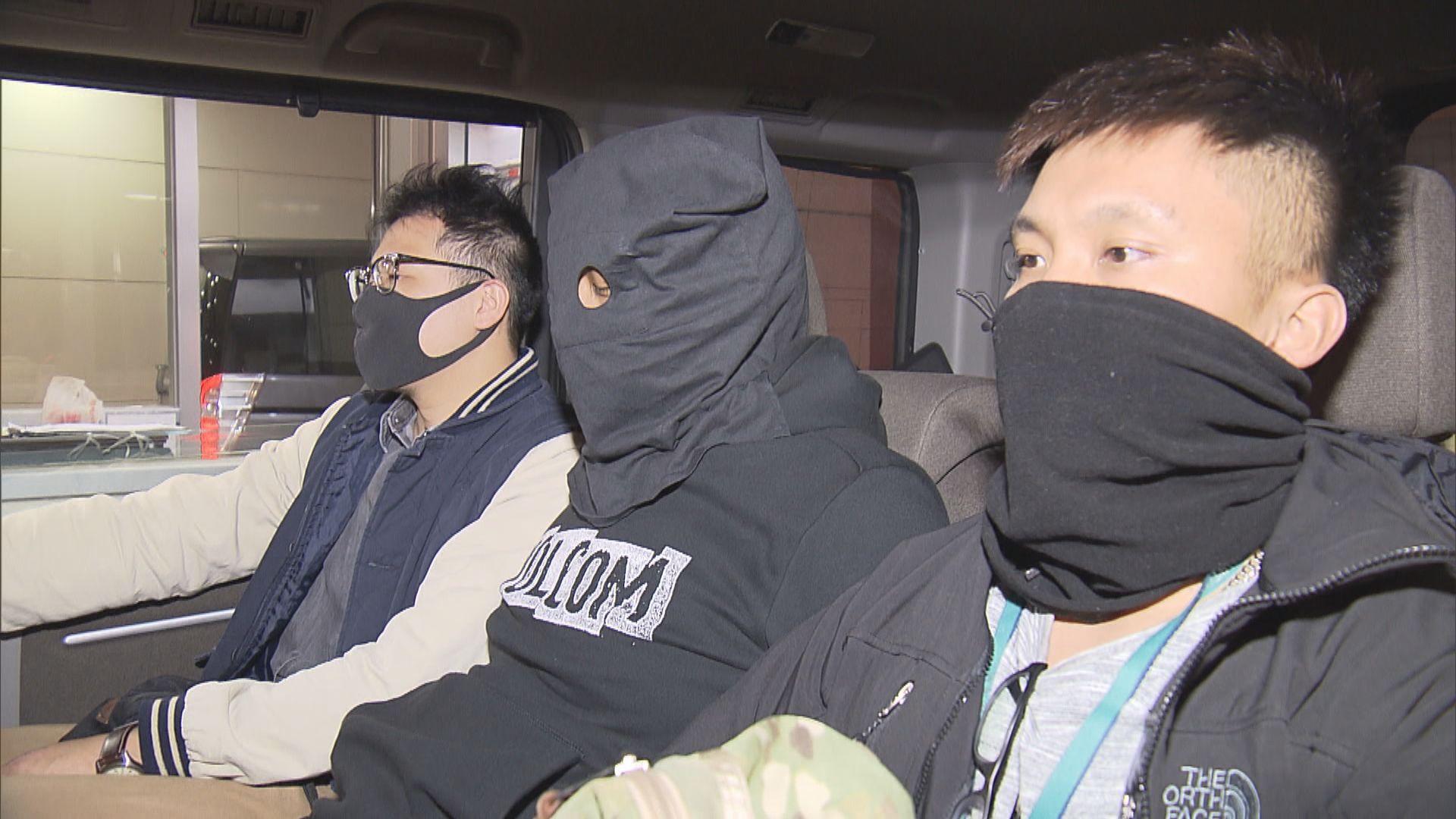 海關機場拘兩泰籍漢 檢180萬元懷疑毒品