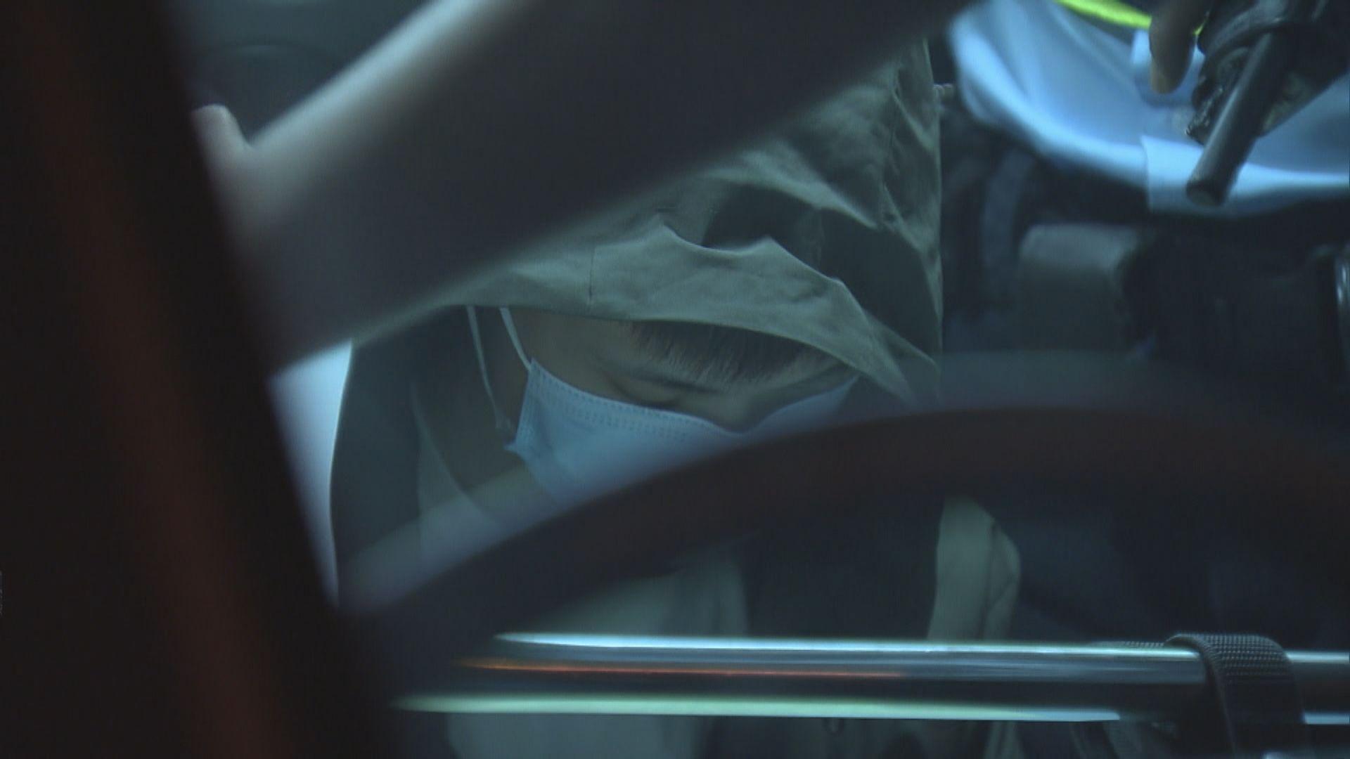 警西灣河截查客貨車拘司機涉藏毒