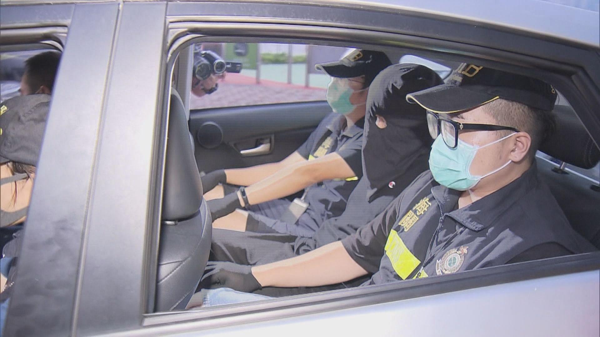 海關觀塘紅磡拘三漢檢130萬毒品