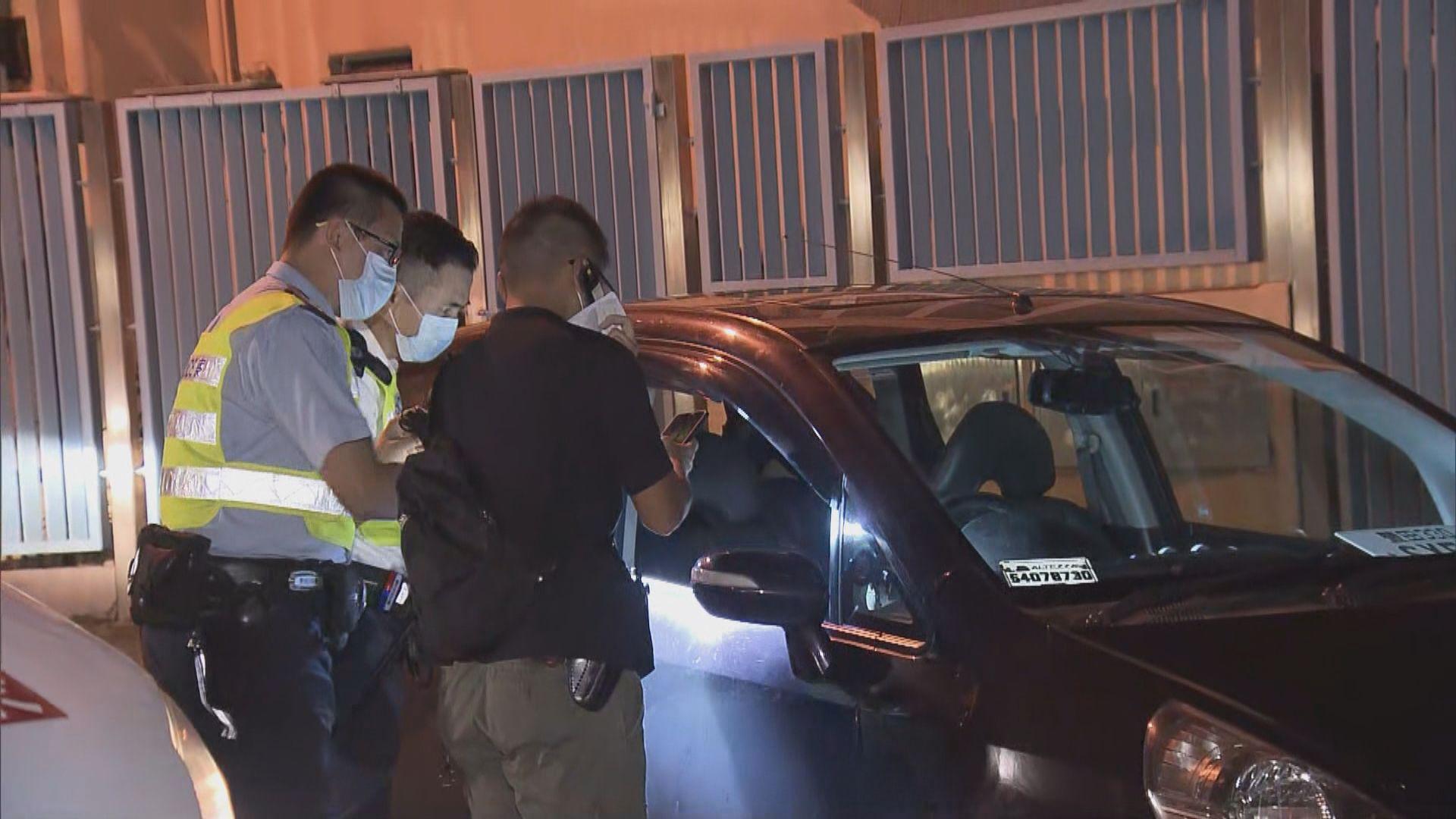 警方葵涌截私家車搜出毒品拘一對男女