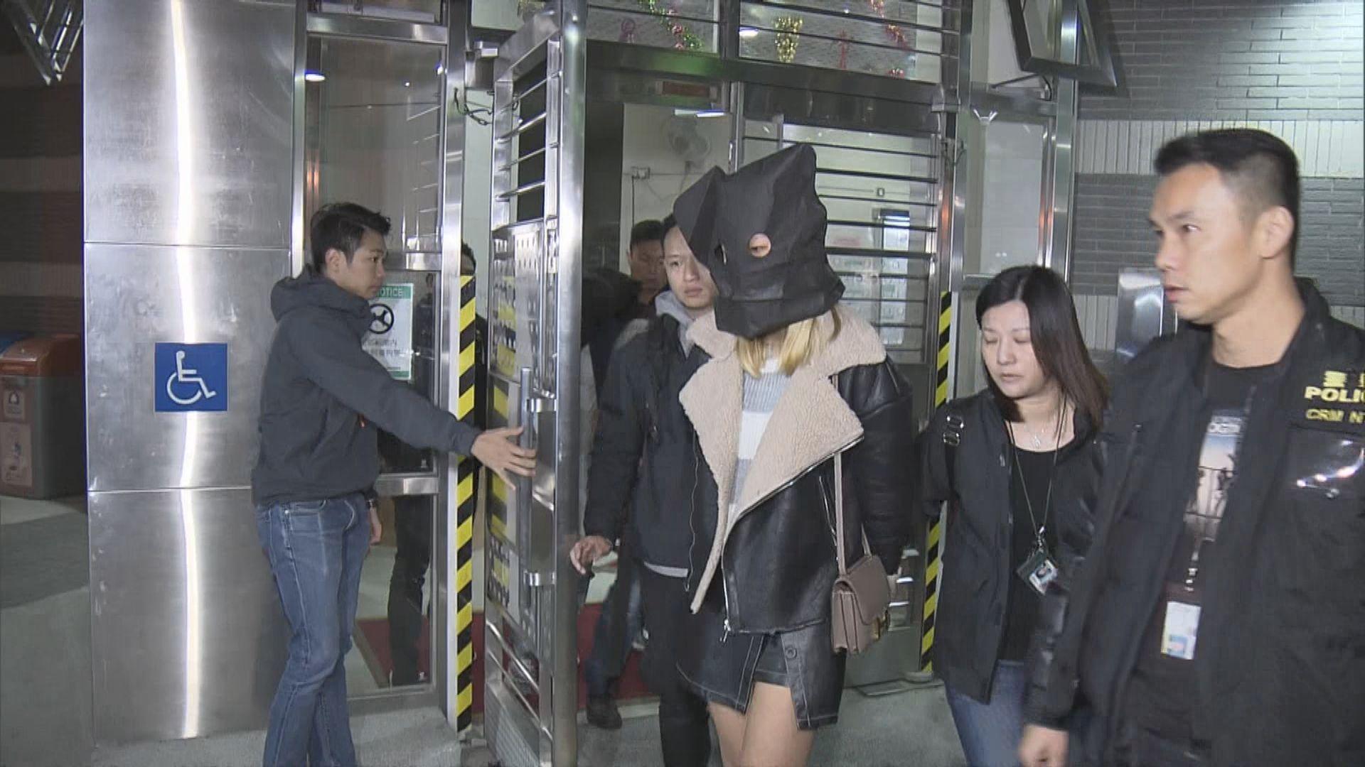 警方破獲九龍灣公屋毒窟拘兩人檢五百萬毒品