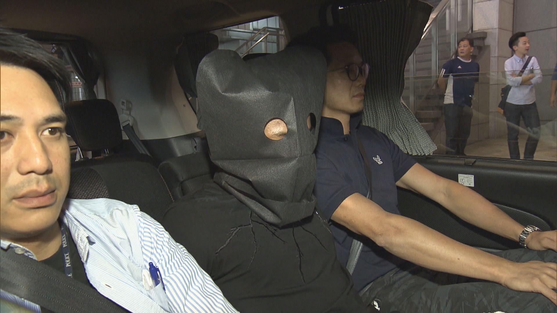 警方拘四非華裔男女檢毒值逾千萬元