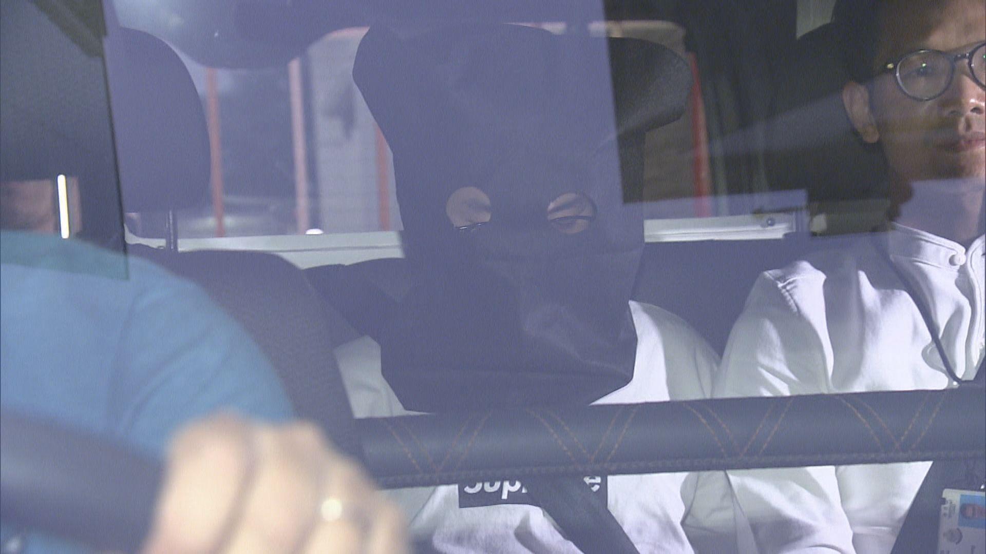 男子涉機場販運大麻花入境被捕