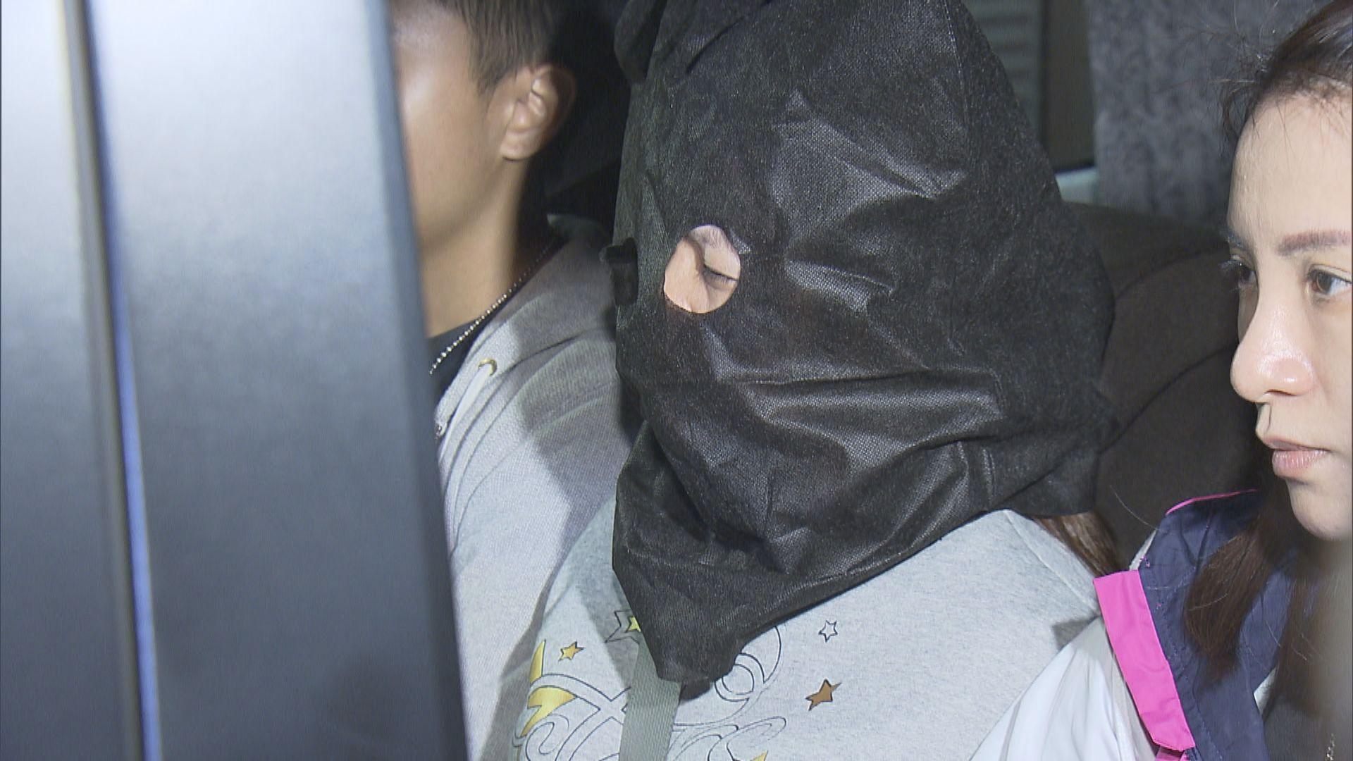 越南女子涉販毒在屯門被捕