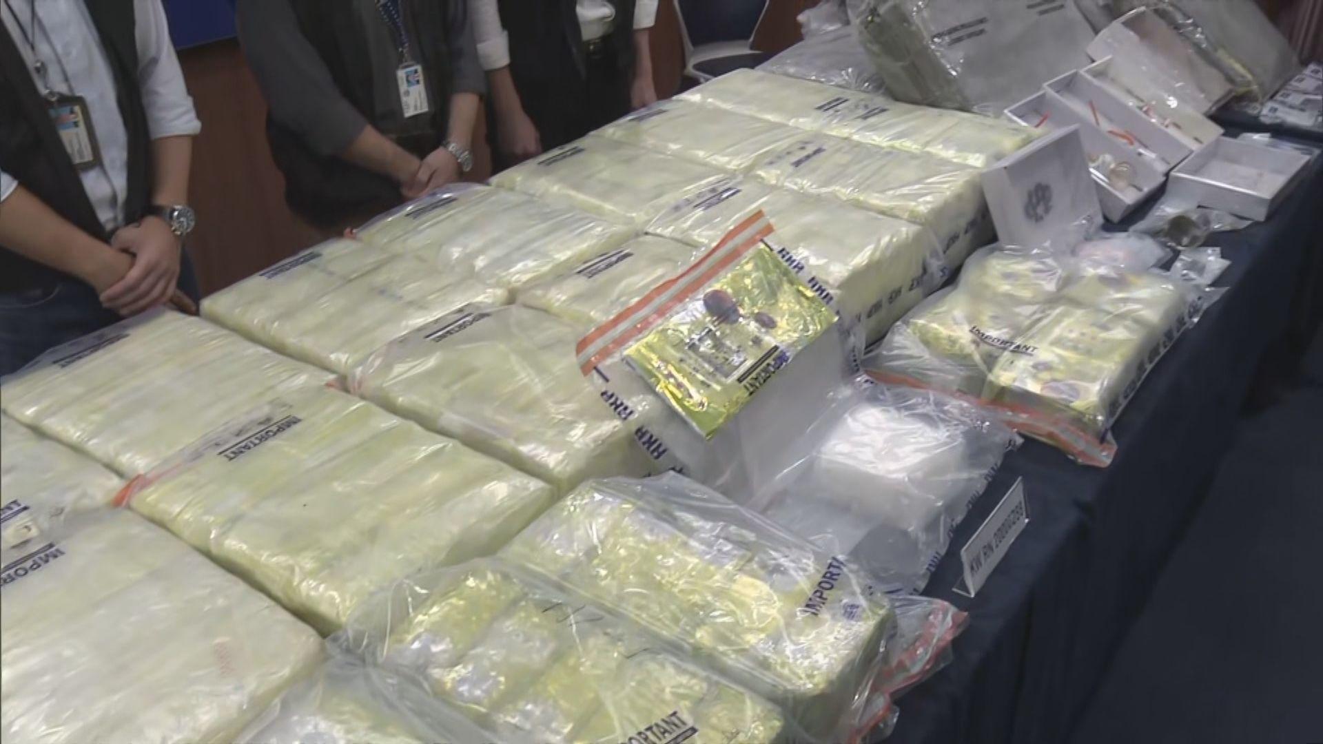 據悉西九反黑組警署警長涉販毒 正調查是否涉轉售證物