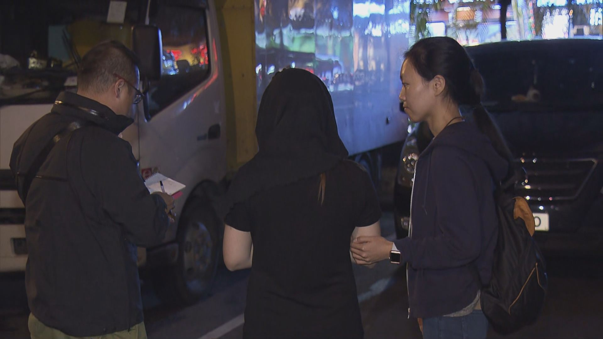 警方荃灣截可疑車檢毒品拘一對男女