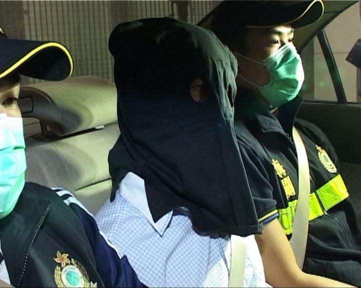 海關拘三漢檢九十萬冰毒