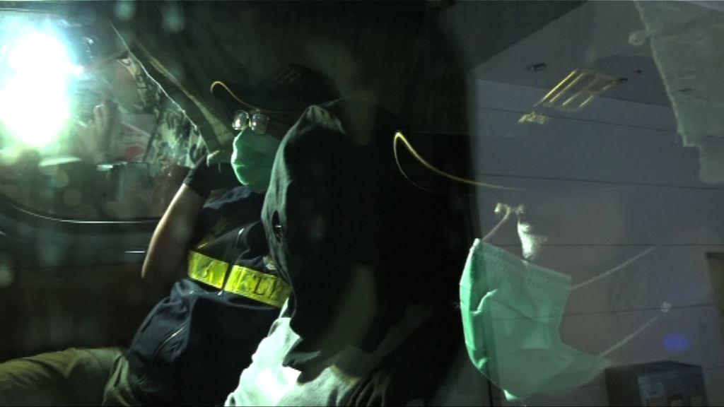 海關西區破獲製毒工場拘一男子