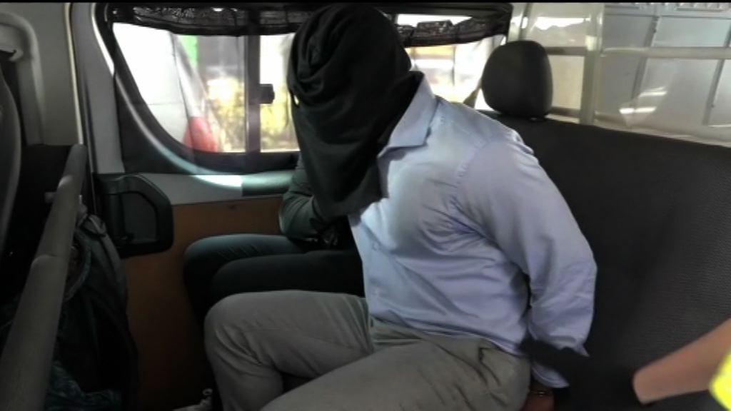 機場海關拘一人涉郵件藏毒案