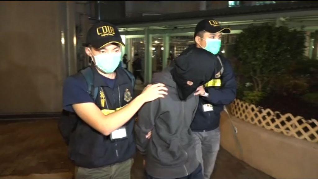 海關機場檢毒品包裹拘捕一人
