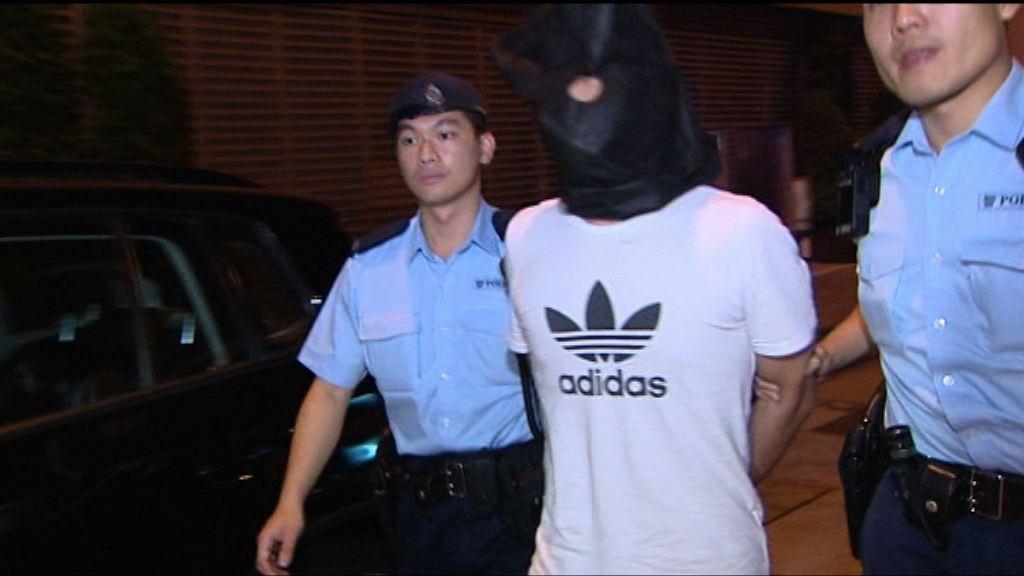 警方紅磡拘一漢涉販毒檢可卡因
