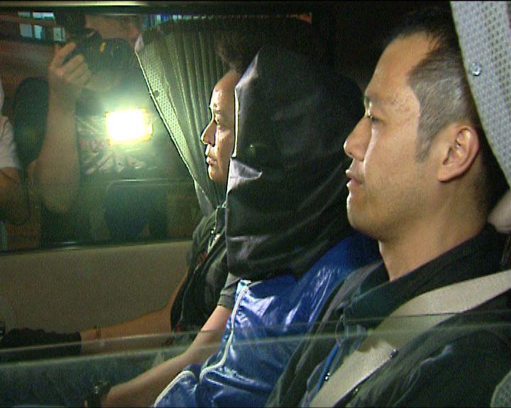 警九龍塘拘兩漢檢44萬元氯胺酮