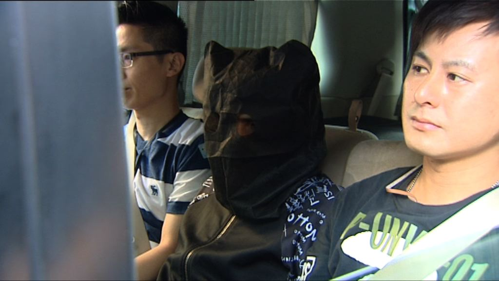 警方在屯門拘一男並檢逾400萬元毒品