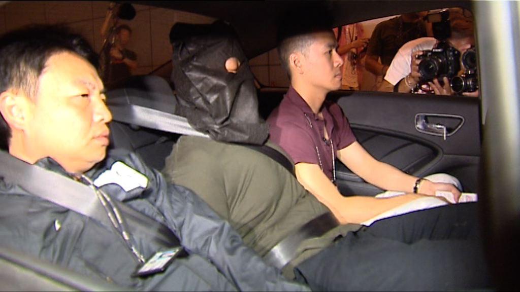 警方拘一男子涉販毒