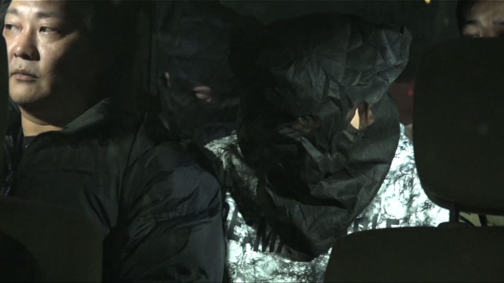 警拘三男子檢二千萬元毒品