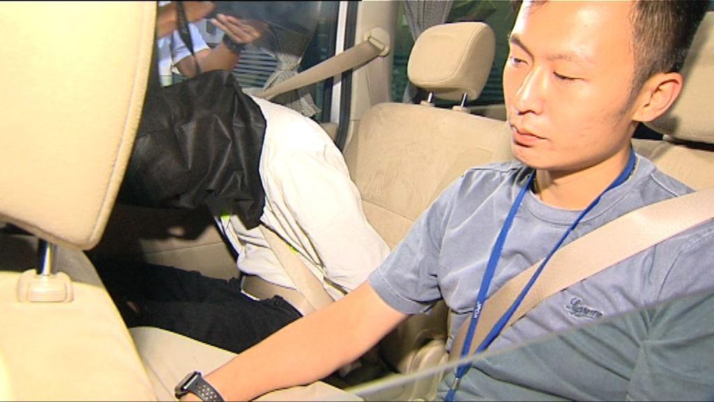 警方紅磡拘兩漢檢九百多萬可卡因