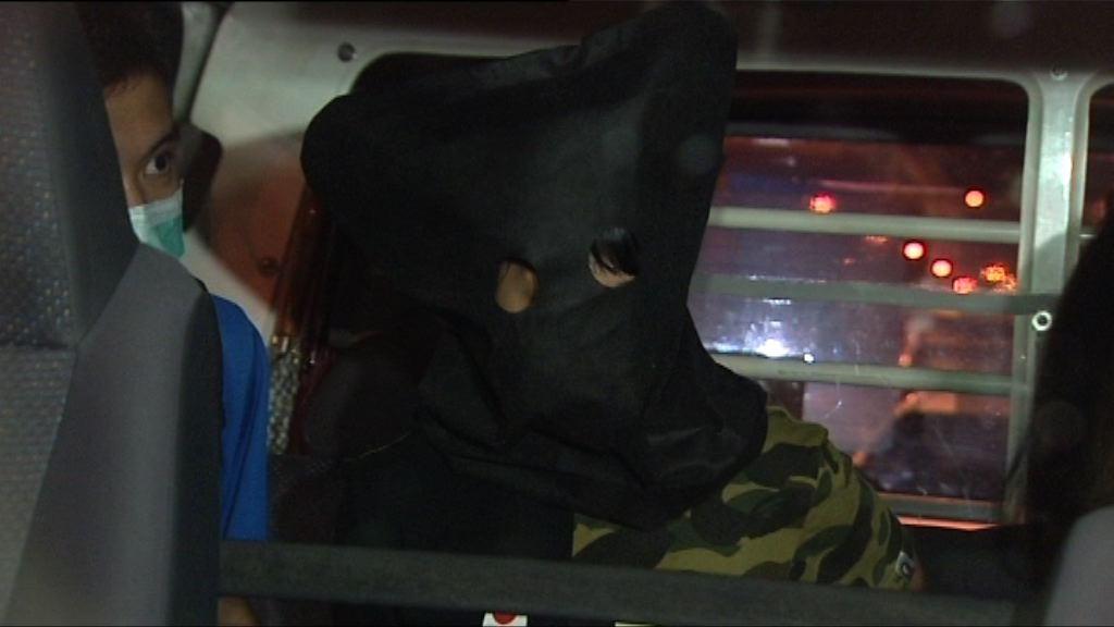 警方旺角緝毒拘捕一名女子
