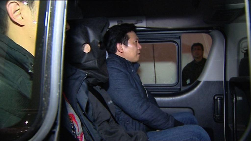 警方檢約值一千萬元毒品拘兩人
