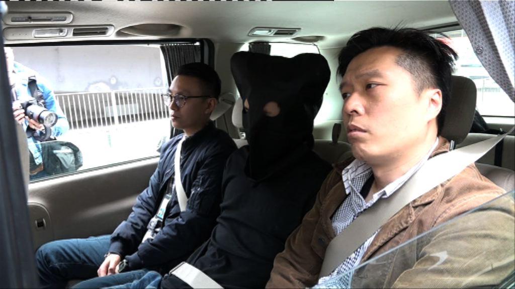 警方荃灣拘一男子檢逾百萬元毒品