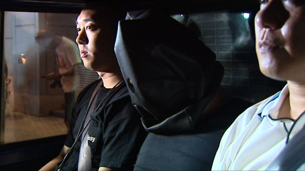 警拘一男子檢一千六百萬元毒品