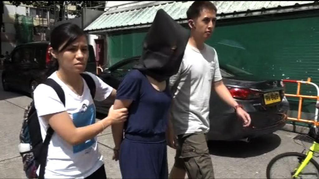 石硤尾邨女子涉販毒被捕